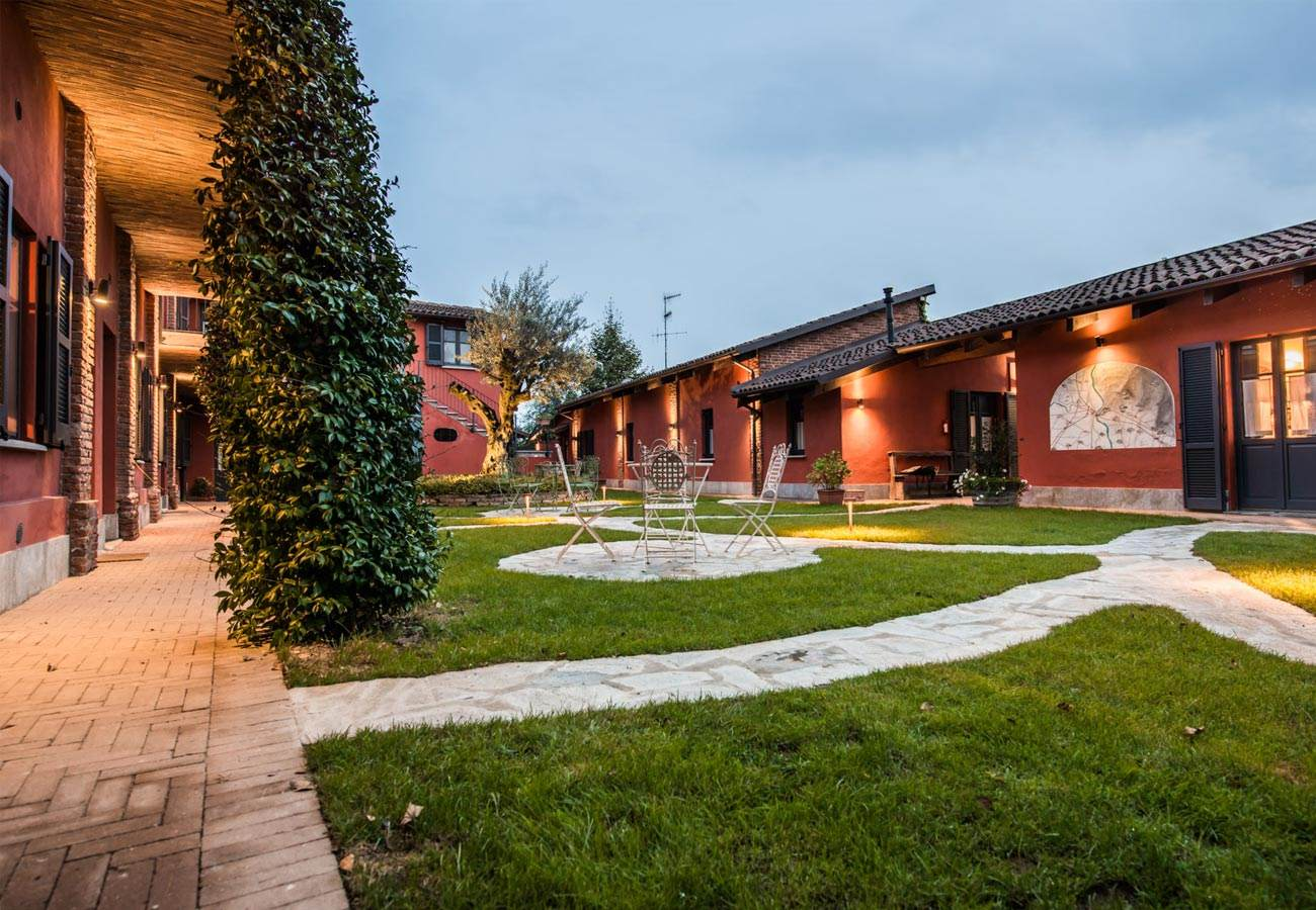 Holiday Apartments Turin Le Serre Suites Official Site